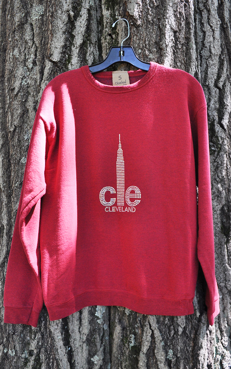 Large CLE sweatshirt 5003