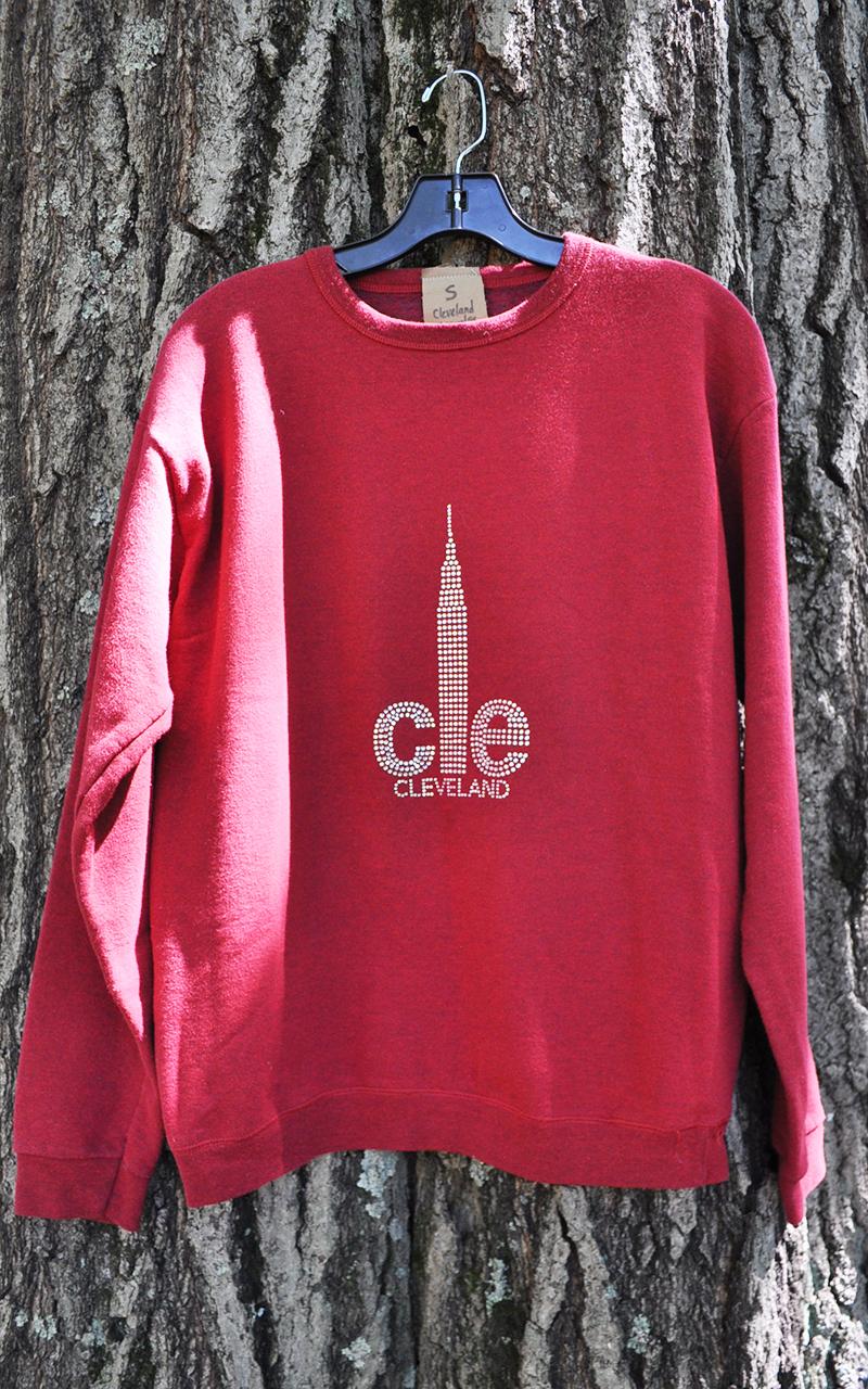 Large CLE sweatshirt 5003