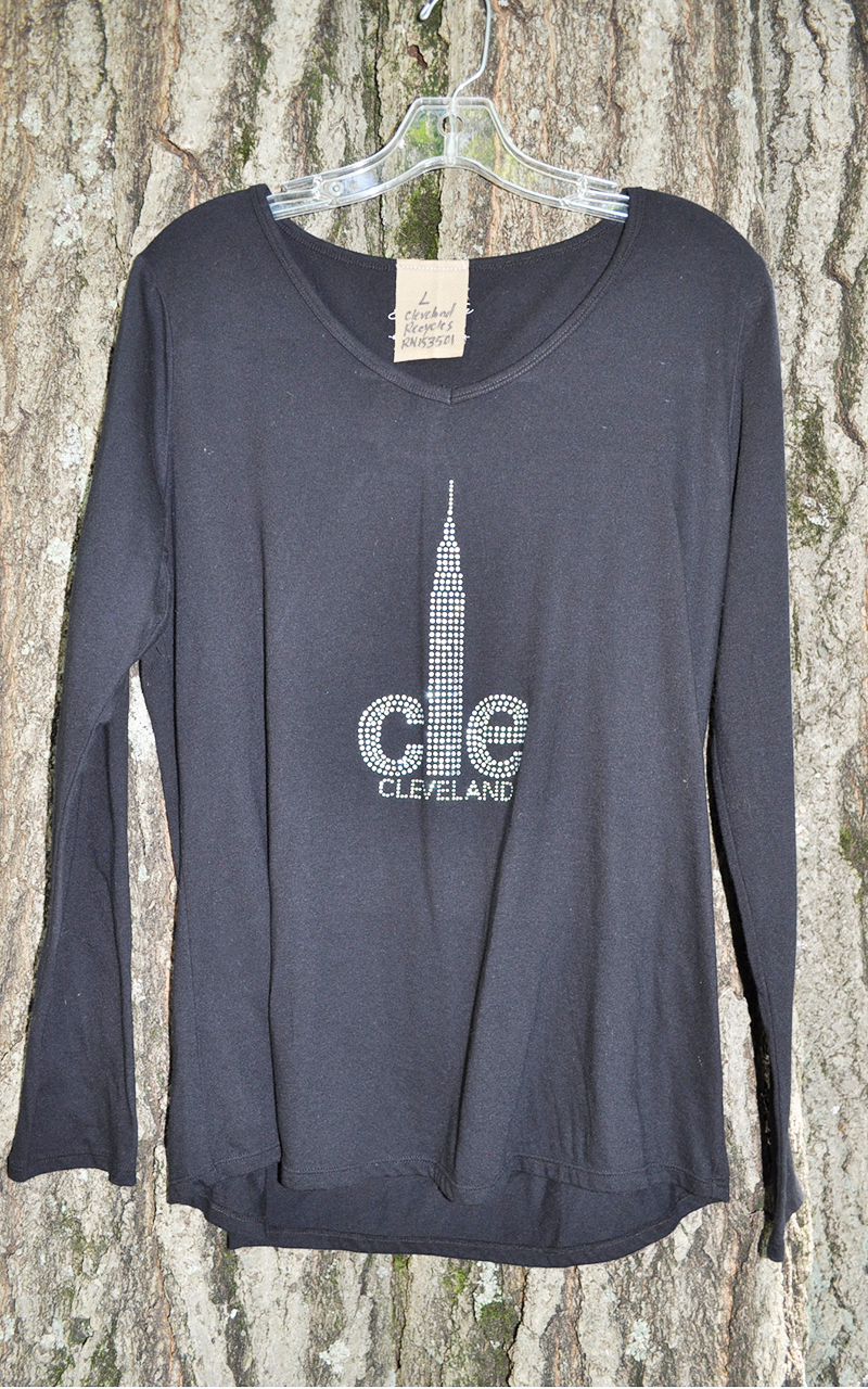 Large CLE Tshirt 5009