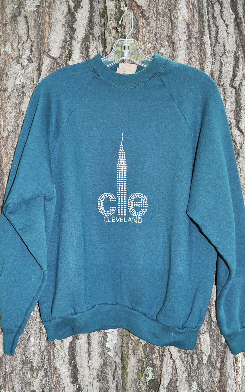 Large CLE sweatshirt 5010