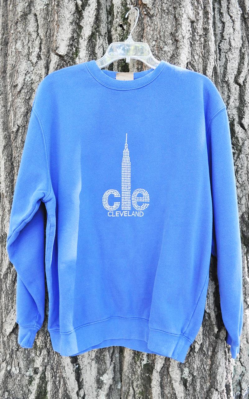 XL CLE sweatshirt 5011