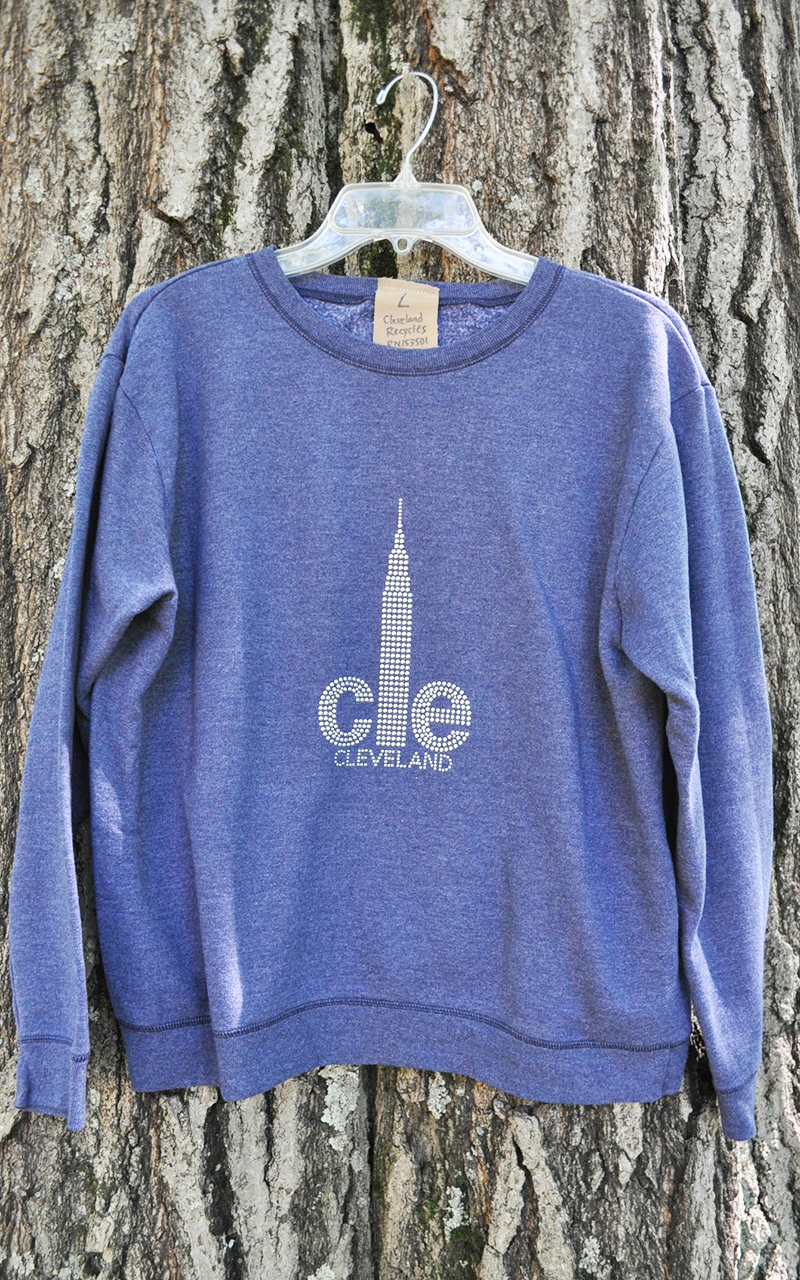 Large CLE sweatshirt 5013