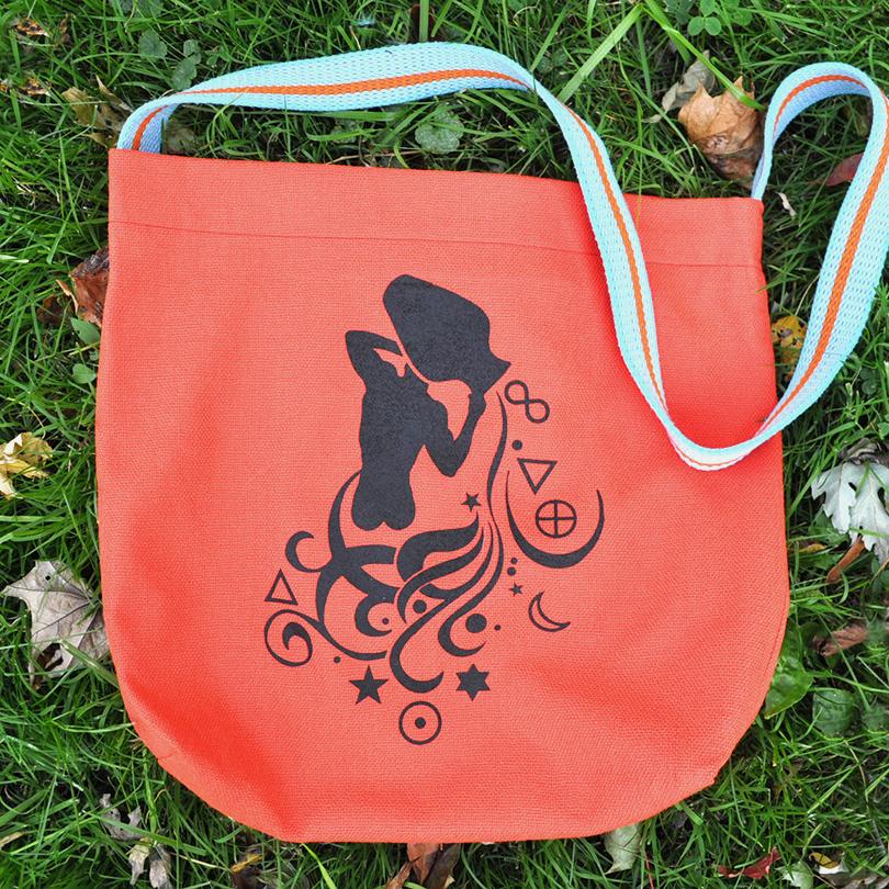 Aquarius bag 1