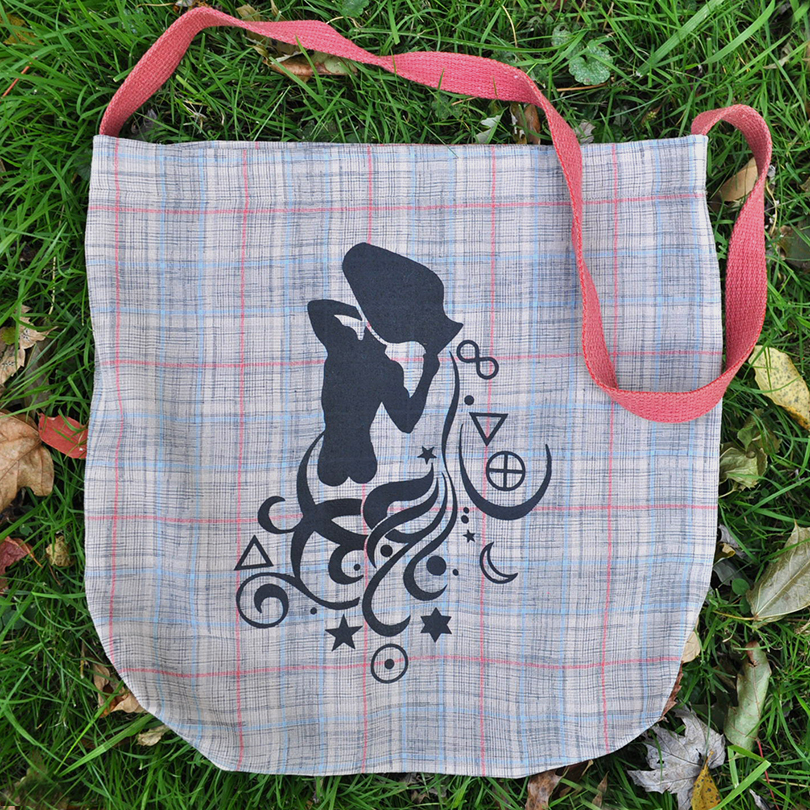 Aquarius bag 2