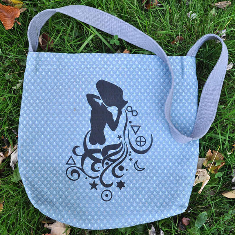 Aquarius bag 3