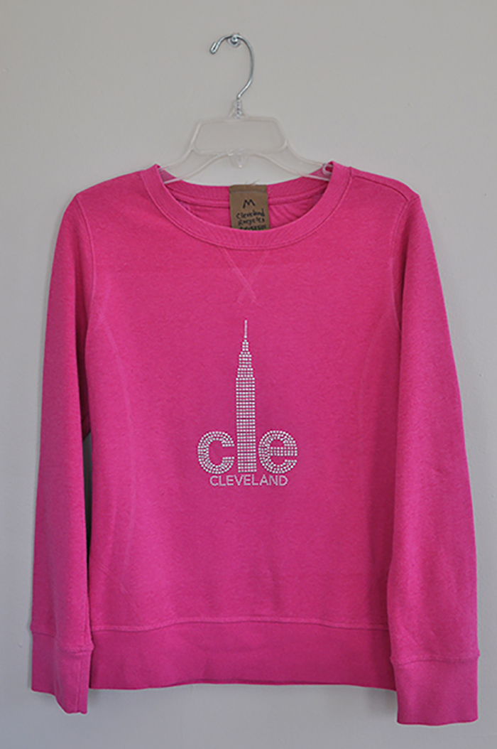 Medium CLE sweatshirt 5020