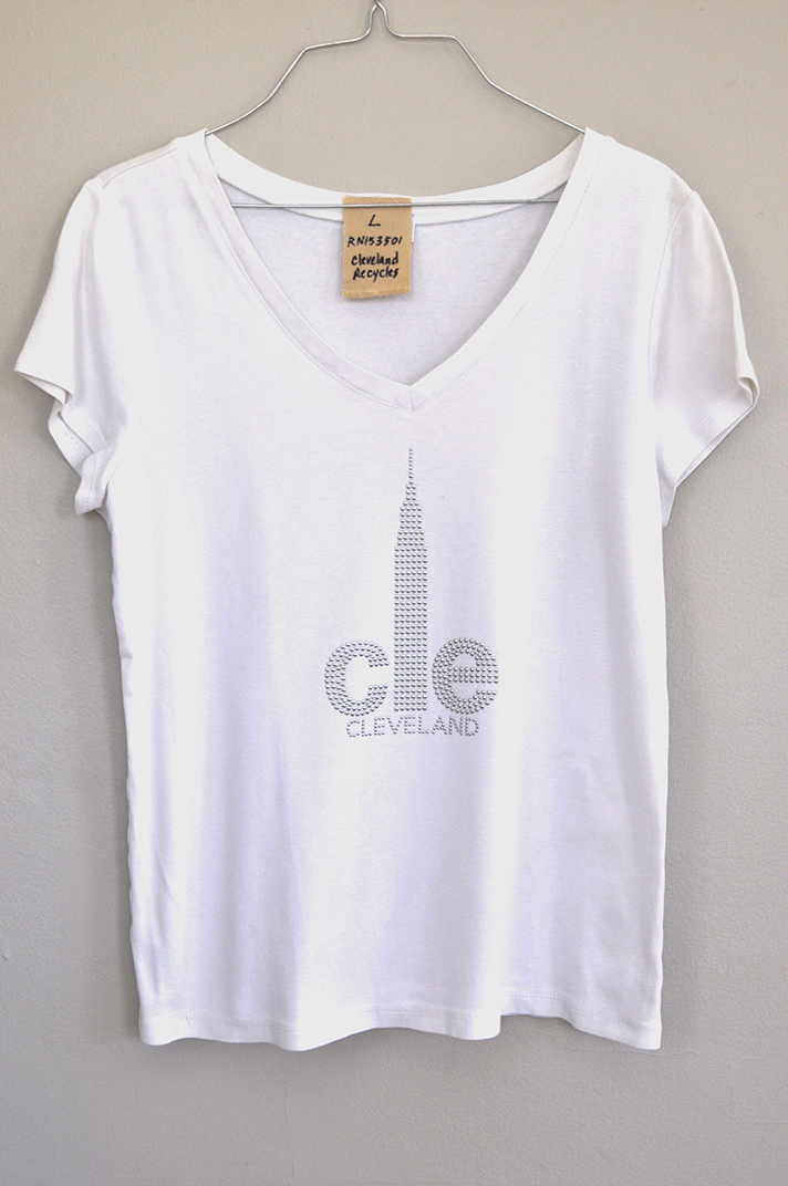 Large CLE Tshirt 5025