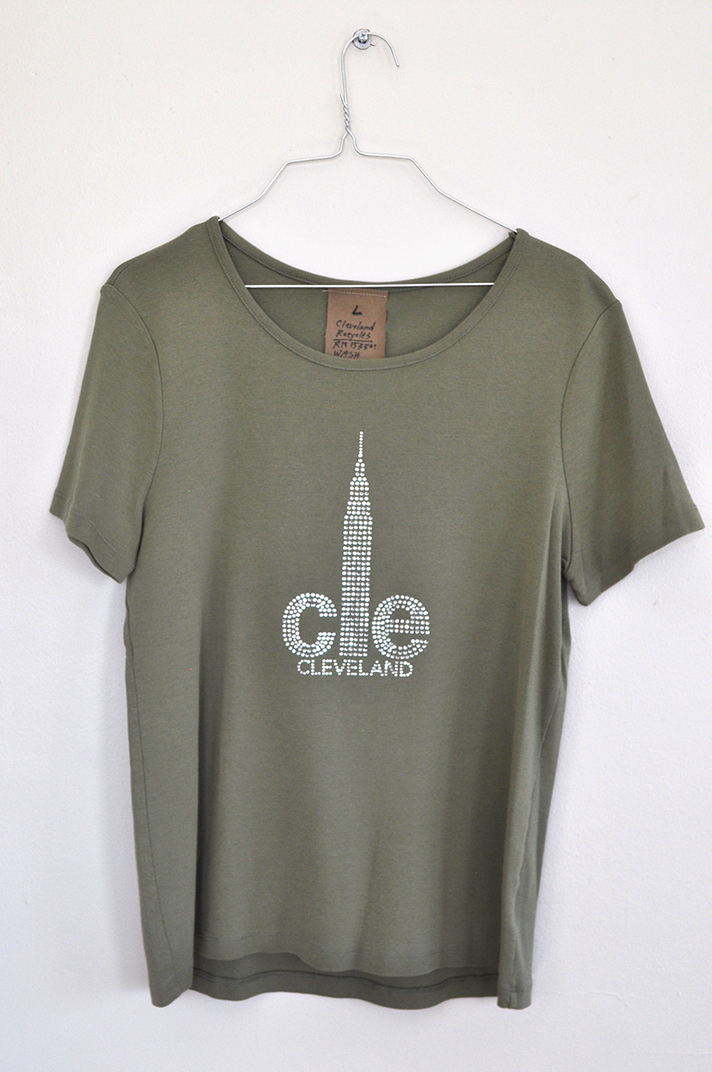 Large CLE Tshirt 5026